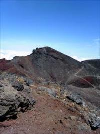 29日の富士山山頂