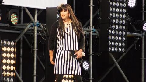 日本ハム女装2