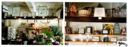 flower+café Rakaposhi2012 no3サイン