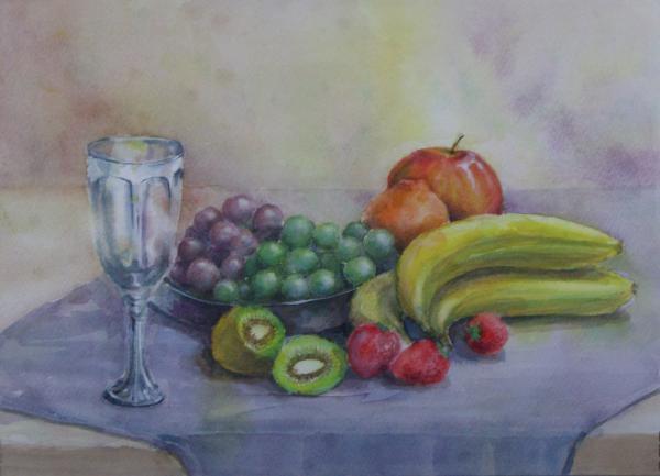 キュウイなど果物