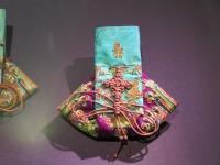 景福宮の博物館で見た巾着