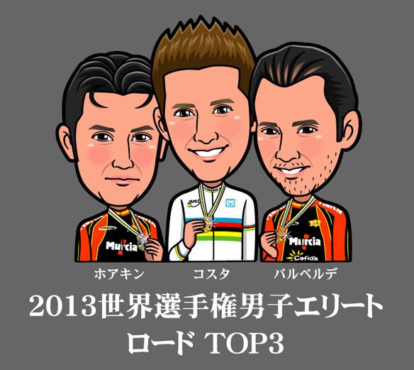 1026_2013世界選手権road