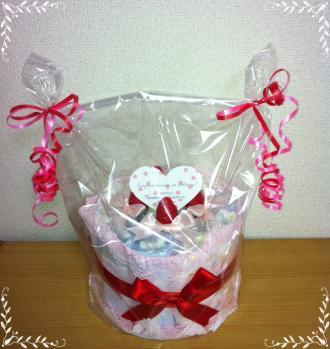 ☆オムツケーキ