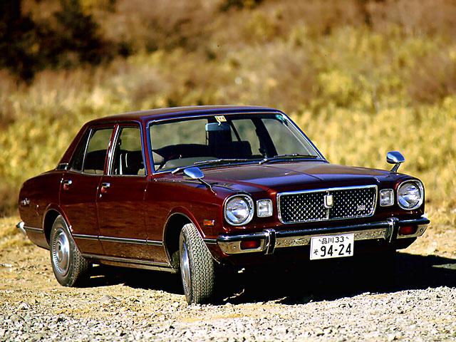 トヨタマークⅡ1976