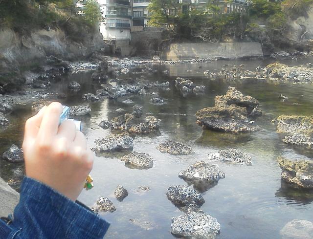 家族旅行-夏井渓谷・五浦美術館 a