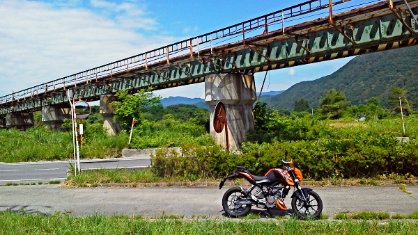ツーリング会津鉄道線1