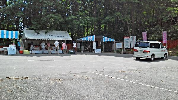 ツーリング高清水自然公園1