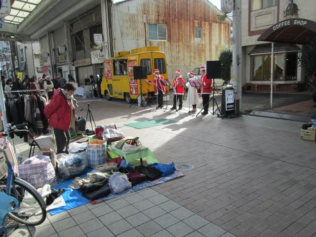 円道寺商店街 フリマ 004