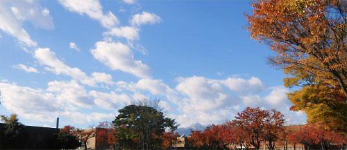 00a 500 20141114 妙高山fromLL-backyard