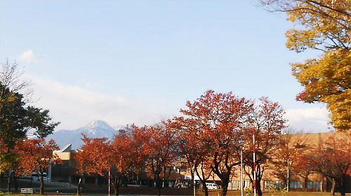 01 500 20141117 妙高山・紅葉雪