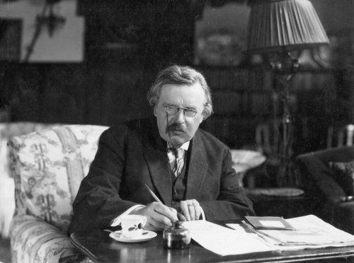 00a Gilbert Keith Chesterton