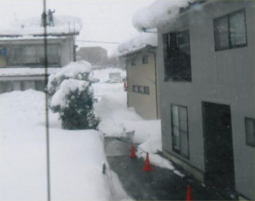04 500 20141218 LL-path Hasse 雪下ろし