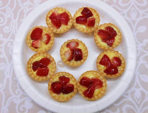 07 500 苺のTart for M-PEC