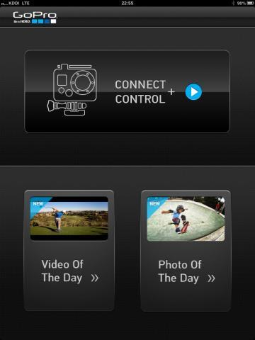 GoPro App Camera
