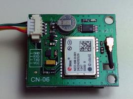 CN-06 GPS Unit