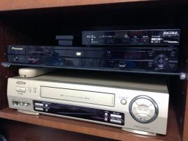 S-VHS, DVD, HDD Video Decks