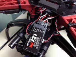 Zion4-450 Receiver RD731