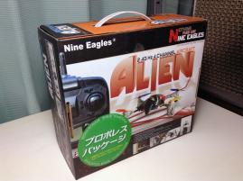 Nine Eagles ALIEN Package