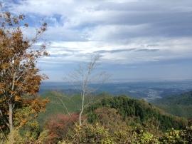 View from Kagenobu-yama 01