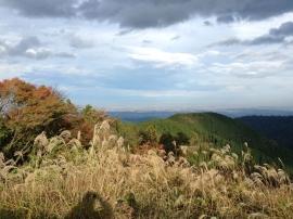 View from Shiro-yama