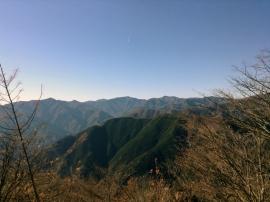 Oku-Tama Mountains