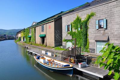 小樽運河 2