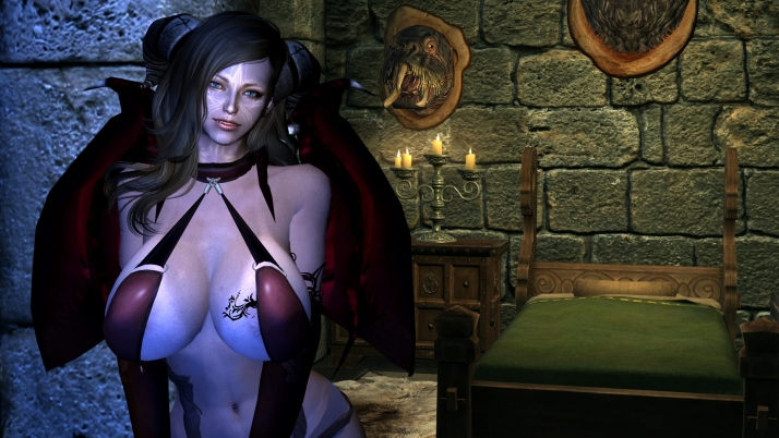Dark Lilith and Succubus Armo02