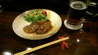 マグロほほステーキ