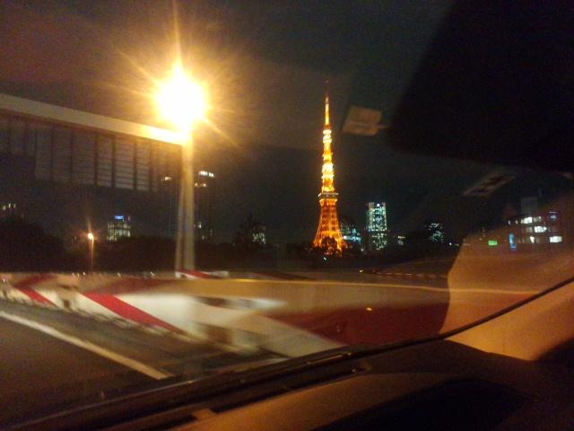 東京タワー141020