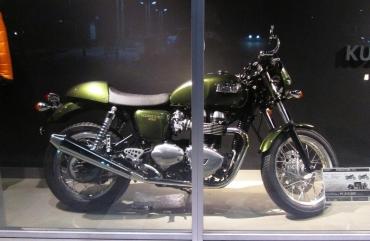 Triumph Motorcycles トライアンフ Thruxton スラクストン