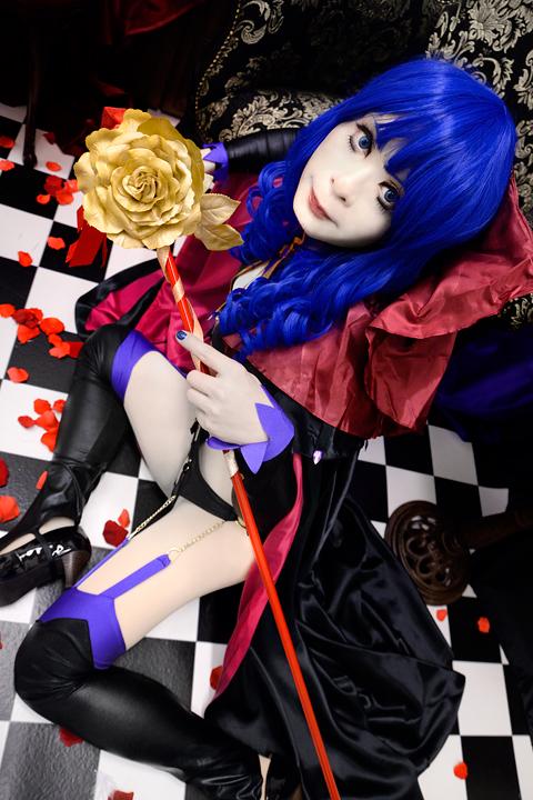 シェリル・ノーム/黒うさぎ(劇場版マクロスF 虚空歌姫~イツワリノウタヒメ~)