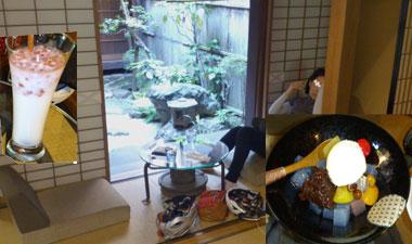 cafe斎藤の座敷