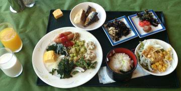 南淡路ロイヤルホテル朝食