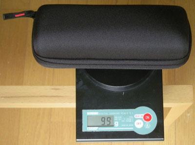 AVEDIO(エヴァディオ)ツールボックスの重量