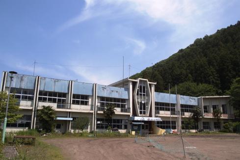 旧・武茂小学校