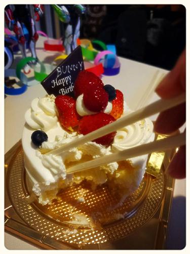 はしケーキ
