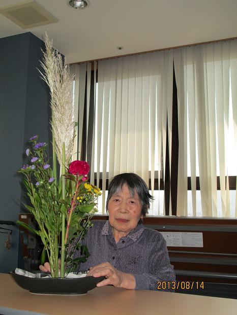 258生け花