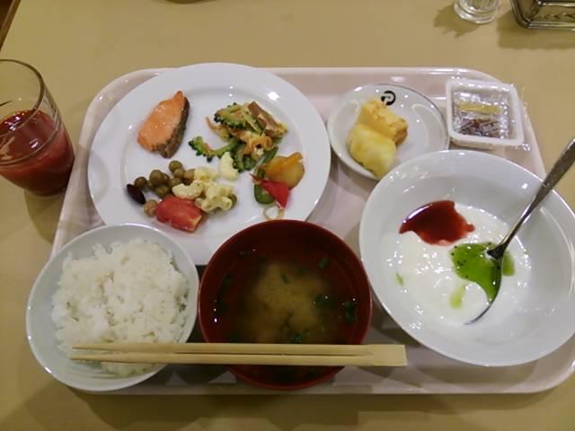2014那覇朝食