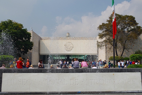 s-国立人類学博物館 (3)in Mexico