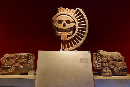s-国立人類学博物館 (7)in Mexico
