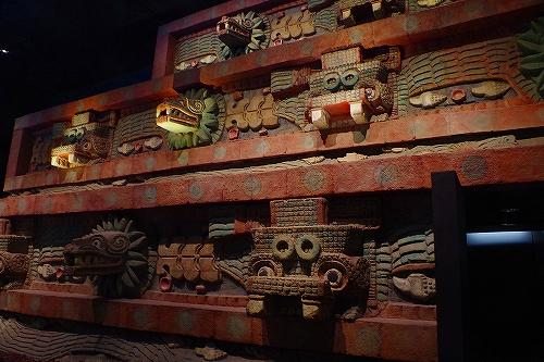 s-国立人類学博物館 (8)in Mexico