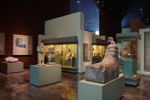 s-国立人類学博物館 (16)in Mexico