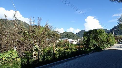 シナカンタン村へ (4)