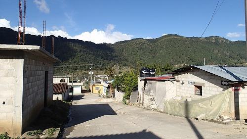 シナカンタン村へ (6)