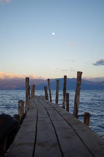 s-アティトラン湖で夕日 (6)