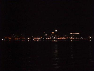 宍道湖の夜2