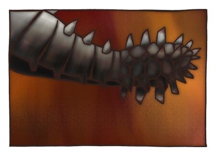 グラビモス亜種