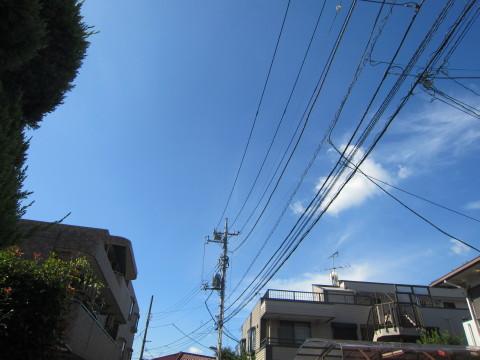 h25,8夏本番ー空