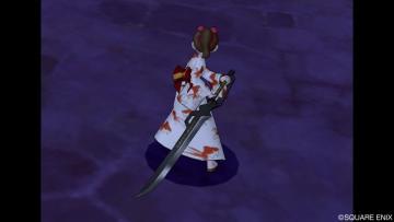 シマシマさんと両手剣1