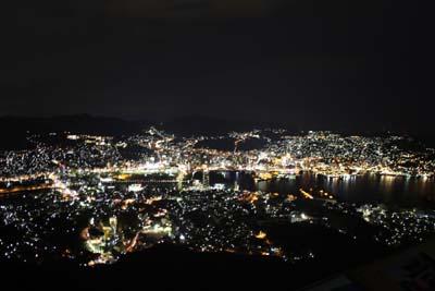 稲佐山夜景1ブログ